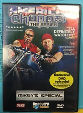 American Chopper: The Series - Mikey's Special DVD UK