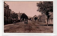 HIGH STREET, EAST END, ABERLOUR: Banffshire postcard (C27091)