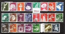 GERMANY  --Berlin....  1975  Industries and technology set cto/used