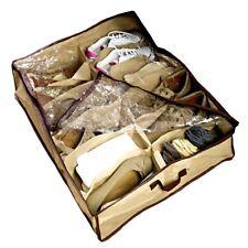 Unterbettkommode Schuhe | Unterbettbox Schuhaufbewahrung | Aufbewahrungstasche