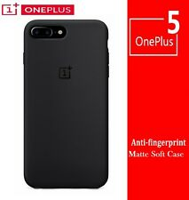 "Ultra Thin Soft Silicon Back Case Cover For ""OnePlus 5 / One Plus 1+5"""
