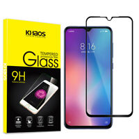 Khaos For Xiaomi Mi 9 SE Full Cover Tempered Glass Screen Protector -Black