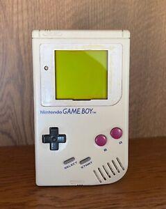 Nintendo Gameboy Konsole Gameboy Classic grau *funktionsfähig*