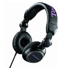 Technics RP-DJ1200E-K BLACK Professional DJ Headphones RPDJ1200EK New !