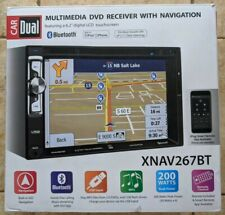 "Multimedia DVD Receiver with Navigation System for Auto w/6.2"" LCD Touchscreen"