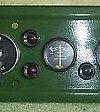 LAND Rover Serie 1 80 Smiths Amperometro Misuratore ricondizionamento KIT VETRO CORNICE 1948