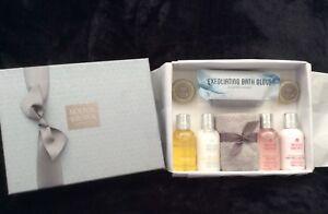 New MOLTON BROWN  Luxury 100ml Pamper Christmas Birthday Gift Set Box #001