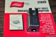 Lisle 21600 Right Angle Grease Gun Adapter