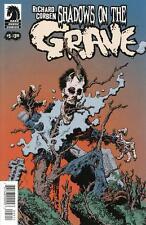 Richard Corben Shadows on the Grave #5, Near Mint 9.4, 1st Print, 2017
