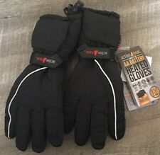 Action Heat Men's  Heated Gloves (Requires AA Batteries) *One Size Fits Most*