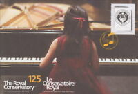 CANADA #S92 THE ROYAL CONSERVATORY (1887-2012) SPECIAL EVENT COVER