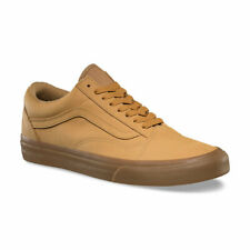 Vans Mens Old Skool Sneakers Vansbruck Light Gum 9.5 New