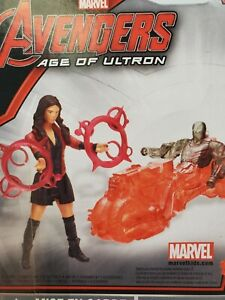 Marvel Avengers Age Of Ultron Scarlet Witch Vs Sub-Ultron 008 Figure Set