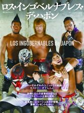 LOS INGOBERNABLES de JAPON Pro Wrestling Japanese book Tetsuya Naito Bushi Evil