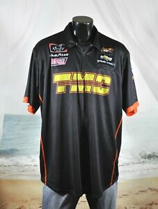 Michael Annett #1 NASCAR Pit Crew SHIRT XXL JR Motorsports TMC Transportation