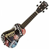 The Cavern Club Liverpool Ukulele - Logo