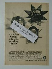 Werbeanzeige/advertisement A5: Tischuhr Junghans-Meister-ATO-MAT 1965(170916349)