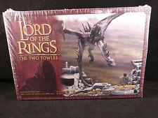LOTR Ringwraith on Fell Beast + Frodo Model Metal Sealed Boxed Set