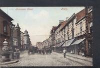 Cornwall Postcard - Boscawen Street, Truro   RS24003