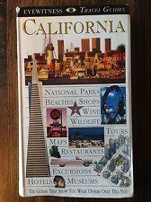 Eye Witness Travel Guides California store#5390