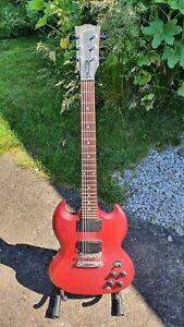 Gibson SGJ - Ox Red