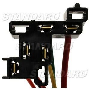 HEADLIGHT SWITCH HARNESS CONNECTOR SOCKET GM CARS BUICK PONTIAC OLDSMOBILE S606