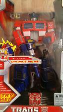 Hasbro Transformers Classics: 20th Anniversary Optimus Prime Figure DVD Edition!