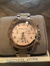 Michael Kors Blair Quartz Movement Rose Dial Watch MK5943