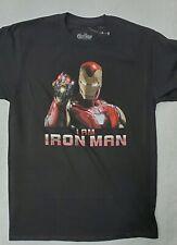 Marvel Ironman Guantlet Fist Men's T-Shirt