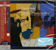 CHARLIE WATTS MEETS THE DANISH RADIO BIG BAND-S/T-JAPAN SHM-CD F83