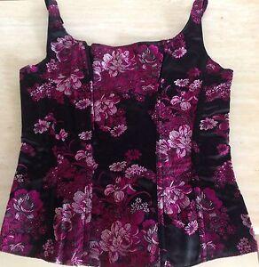 Corset Bustier--Women's Corset Top--Gorgeous!!!!--Size 34