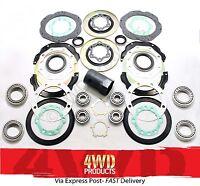 Swivel/Wheel Bearing kit + Hub Nut Socket for Landcruiser FJ80 FZJ80 (90-98)