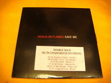 Cardsleeve Single CD VENUS IN FLAMES Save Me RARE PROMO 1TR 2006 pop