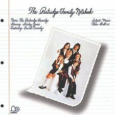 The Partridge Family Notebook CD Rare Remaster David Cassidy Shirley Jones 70s