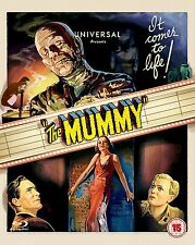THE MUMMY (1932) - Blu Ray Disc - Limited Edition -