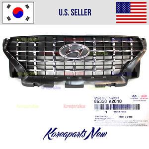 FRONT Bumper Grille Chrome ⭐GENUINE⭐ fits Hyundai Venue 2020-2021