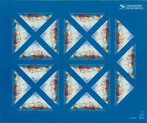 SETTLEMENT OF JAMESTOWN Stamps