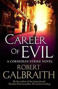 Career of Evil (Cormoran Strike)-Robert Galbraith
