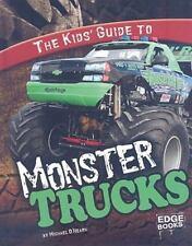 The Kids' Guide to Monster Trucks (Edge Books)-ExLibrary