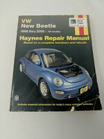 Haynes Repair Service Manual VW New Beetle 1998 thru 2000 All Models 96009