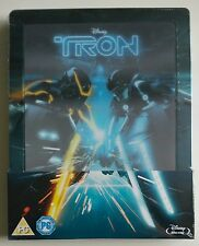 Tron Legacy | Limited Lenticular Blu-Ray Steelbook Edition | NEU NEW