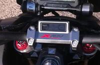 Kit adesivo PIASTRA DI STERZO  XADV X-ADV 750 anche bicolore