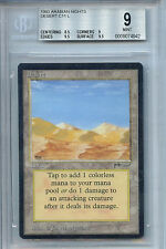 Magic the Gathering WOTC MTG Arabian Nights Desert BGS Graded 9.0 Mint Card 4942