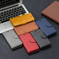 Flip Leather Case Wallet Stand Cover For iPhone X XR XS Max 7 8 6 6s Plus 5S SE