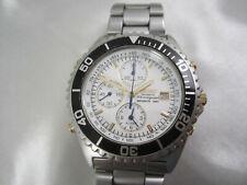 *MH895* Seiko Sports 150 Chronograph Quartz Stahl