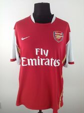 Mens nike arsenal football shirt size L stock No.G48