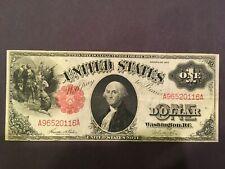 Usa 1 Dollar 1917 - Us Note