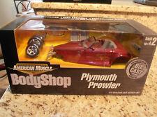 ERTL American Muscle 1997 Body Shop Plymouth Prowler