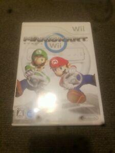 MarioKart Wii (Nintendo Wii, 2008) Japanese Version
