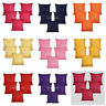 """Indian Large Pillow Case Cover Bohemian Bedding Sofa Throw Cushion Cover 24"""" 5PC"""